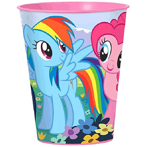 Plastic Favor Cup | My Little Pony Friendship Collection | Party Accessory