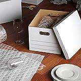 AmazonBasics Basic Duty Storage/Filing Boxes with