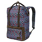 Jack Wolfskin Tuscon Pack Rucksack, Red Navajo Review