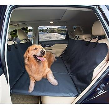 dog backseat cover