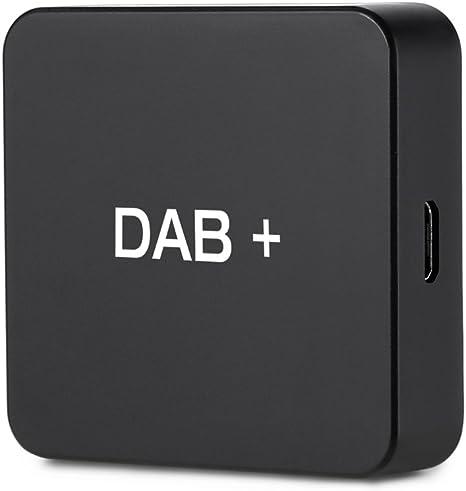 Digital Radio Box Tuner Signal BT Empfänger Antenne Auto Radio DAB /& DAB