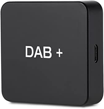 Gamogo Dab 004 Caja Dab Sintonizador de Antena de Radio Digital ...