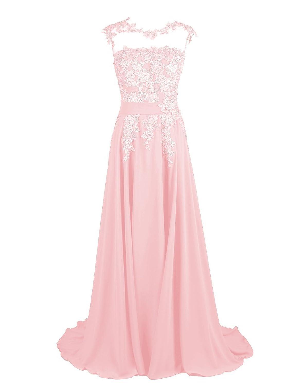 Fanciest Women's Appliques Long Prom Dresses Homecoming Dress Bridesmaid Dress Mint