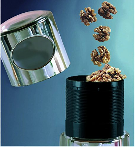 Revel CCM104CH Chrome Wet and Dry Coffee Spice Grinder, 220 Volts (Not for USA - European Cord) by Revel (Image #7)