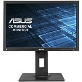 ASUS BE209QLB 49,4 cm (19,45 Zoll) Monitor (16:10 (1440x900), DVI-D, D-Sub, 5ms Reaktionszeit) Schwarz