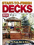 Start-to-Finish Decks, Ortho, 0897214951