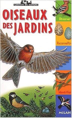 Livre Oiseaux des jardins pdf, epub