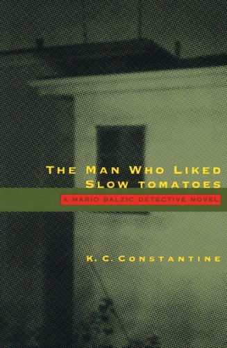 a literary analysis of the man who liked slow tomatoes by k c balzic The allegory of young goodman brown and quotes with analysis free  the man who liked slow tomatoes by kc balzic symbolism  of literary terms.