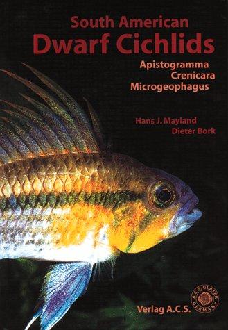 South American Dwarf Cichlids (Aqualog Book, Vol. 1) by Hollywood Import & Export Inc.