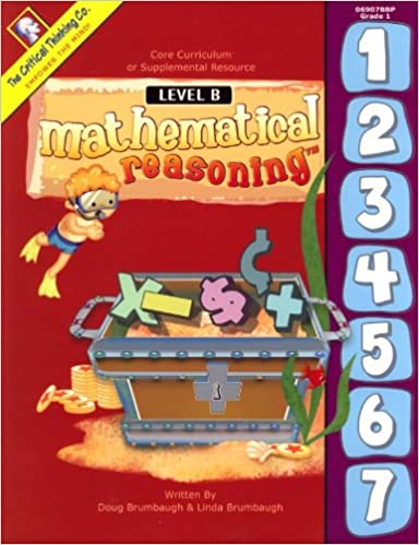 Mathematical Reasoning Level B: Linda Brumbaugh, Doug Brumbaugh ...