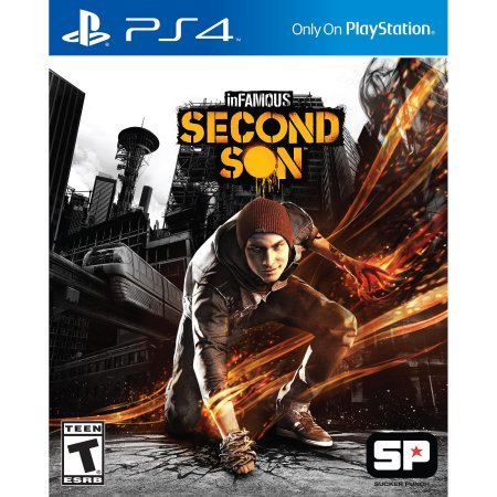 Price comparison product image Infamous: Second Son (PS4) WLM