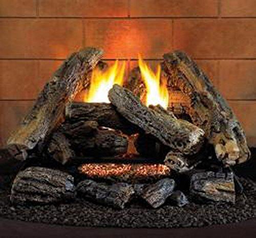 18 inch propane gas logs - 5
