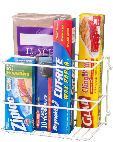 Grayline 40232 Deluxe Wrap Rack (Cabinet Storage Steel Deluxe)