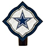 The Memory Company NFL Dallas Cowboys Vintage Art Glass Nightlight