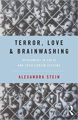 Terror, Love and Brainwashing: Attachment in Cults and Totalitarianism