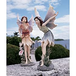 Design Toscano CL92574 Fairies of Stratford Statues Fairy Statues