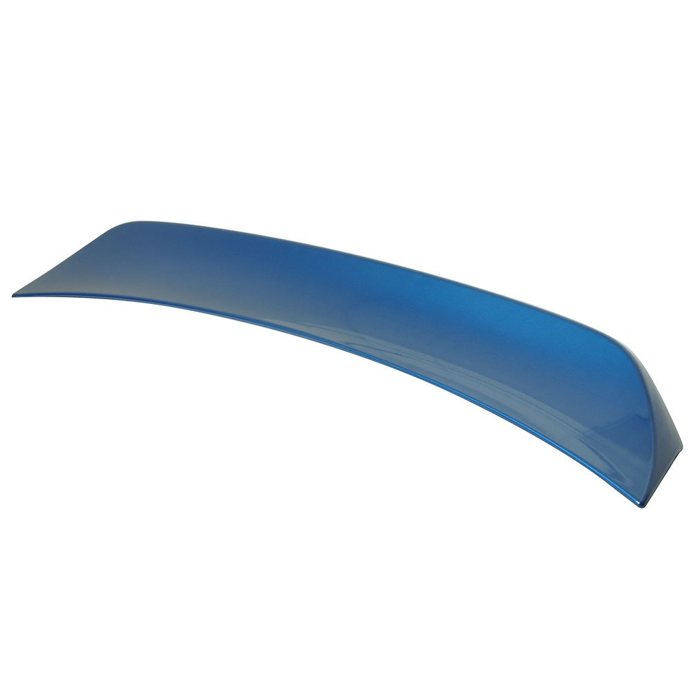 Pre-painted Trunk Spoiler Fits 2011-2016 Scion tC Factory Style ABS Painted Blue Streak #8T7 Trunk Boot Lip Spoiler Wing Deck Lid Other Color Available By IKON MOTORSPORTS 2012 2013 2014 2015