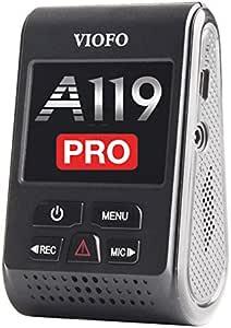 VIOFO A119 PRO 2K Dash Camera 2018 Edition