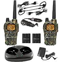 Midland Genuine Mossy Oak X-TRA TALK GMRS 2-Way Radios With 36-Mile Range