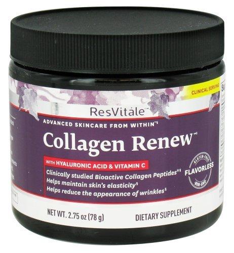 (ResVitle Collagen Renew 78 g)