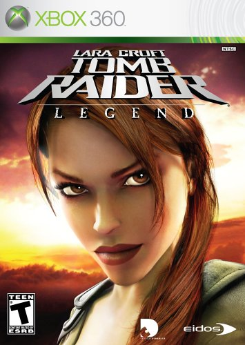 Lara Croft Tomb Raider: Legend (New Lara Croft Game)
