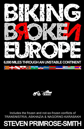 Pdf Travel Biking Broken Europe: 6,000 Miles through an Unstable Continent