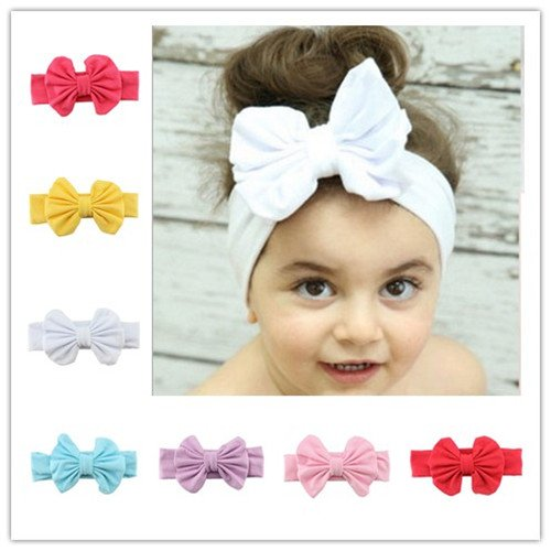auch-7pcs-assorted-color-elastic-bowknot-headbands-hairband-hair-accessories-set-for-0-6-yrs-old-age