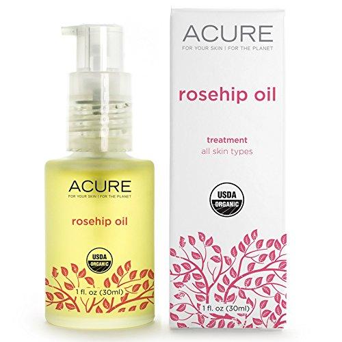 Acure Organics, Rosehip Oil, Treatment, 1 fl oz (30 ml)