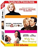 Leading Ladies of Romantic Comedy Pack (Sweet Home Alabama/Kate & Leopold/While You Were Sleeping)