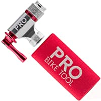Pro Bike Tool CO2 Inflator - Quick & Easy - Presta and...