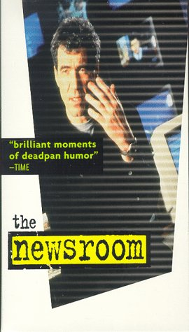 The Newsroom, Vol. 1-4 Boxed Set [VHS] by CBC / Acorn Media
