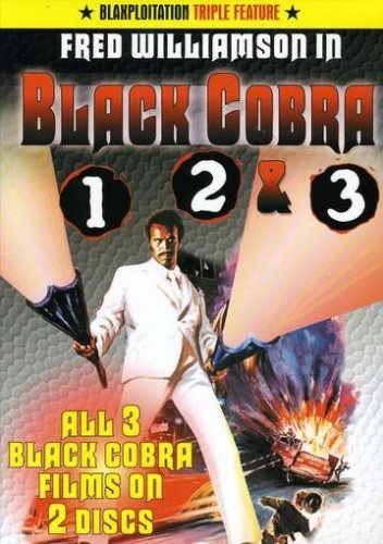 Black Cobra & Black Cobra 2 & Black Cobra 3 [DVD] [Region 1] [US Import] [NTSC]