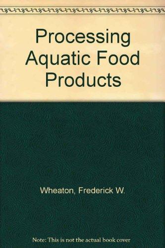 Processing Aquatic Food Products