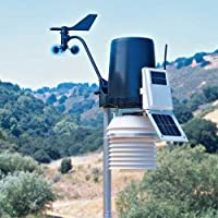 Davis Instruments 6153, Vantage Pro2 Wireless Weather Station with 24-Hour Fan Aspirated Radiation Shield