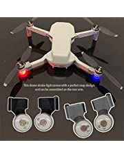 wentgo Drone Strobe Light LED Flash Warning Night Location Indicator Light Night Flying Anti-Lost Accessories for DJI Mavic Mini
