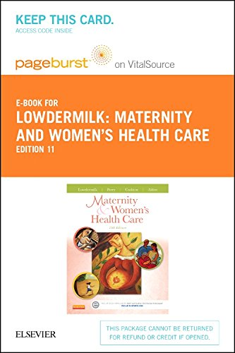 Maternity & Women's Health Care - Elsevier eBook on VitalSource (Retail Access Card), 11e