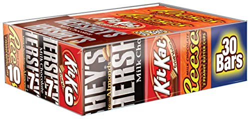 HERSHEY'S Chocolate Bars Valenti...
