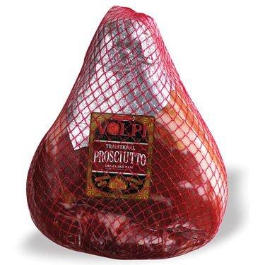 - Volpi Whole Boneless Prosciutto - approx. 12 lb