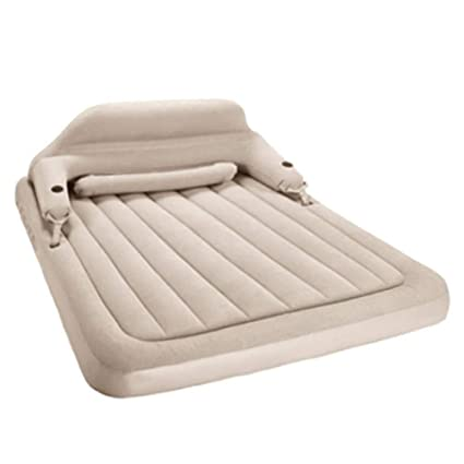 Amazon.com: XULO Colchón hinchable, colchón de aire de ...