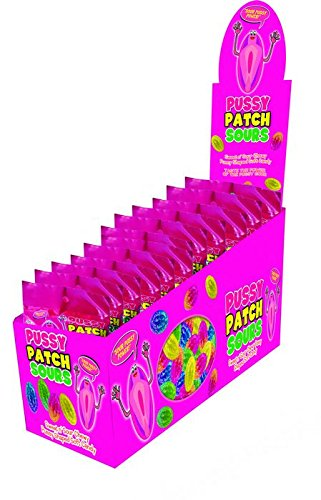 Hott Products Pussy Patch Sours, 12 Count by Hott Products (Image #1)