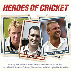Heroes of Cricket Audiobook