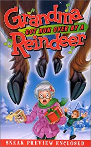 Grandma Got Run Over By A Reindeer Vhs by Warner Home Video