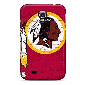 Sanp On Case Cover Protector For Galaxy S4 (washington Redskins)