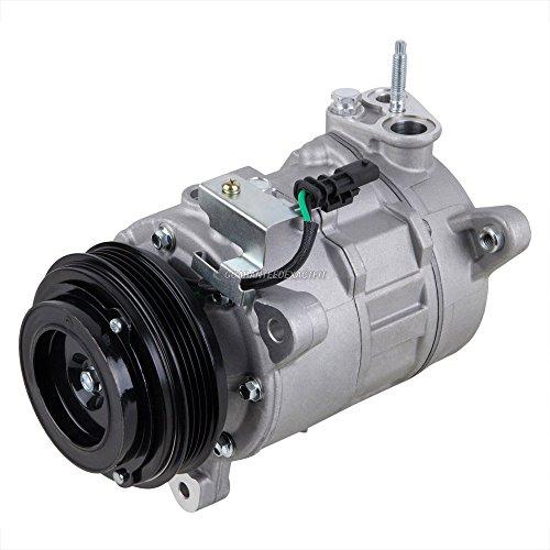 2016 Gmc Yukon A/c - AC Compressor A/C Clutch For Cadillac Escalade Chevy Suburban Tahoe GMC - BuyAutoParts 60-03727NA New