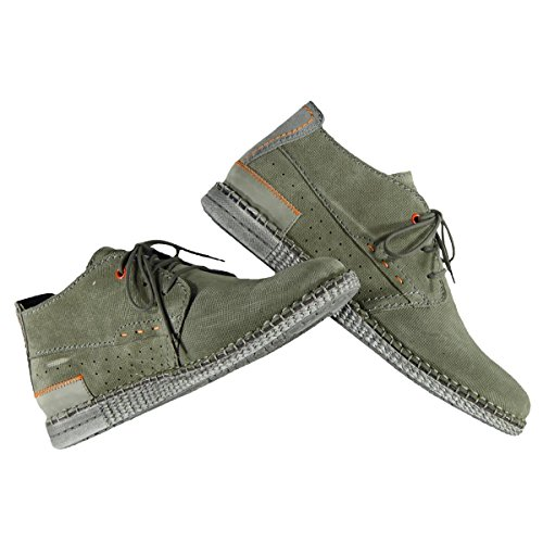 engbers Herren Boots, 25078, Grün