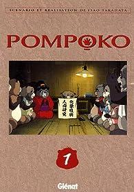 Pompoko, tome 1 par Isao Takahata