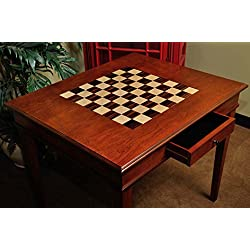 The House of Staunton The Camaratta Signature Master Chess Table