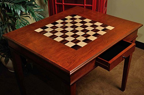 - The Camaratta Signature Master Chess Table