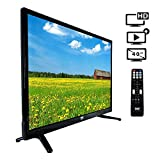 "Pyle Upgraded 2018 40"" Inch 1080p HD LED TV DVD"