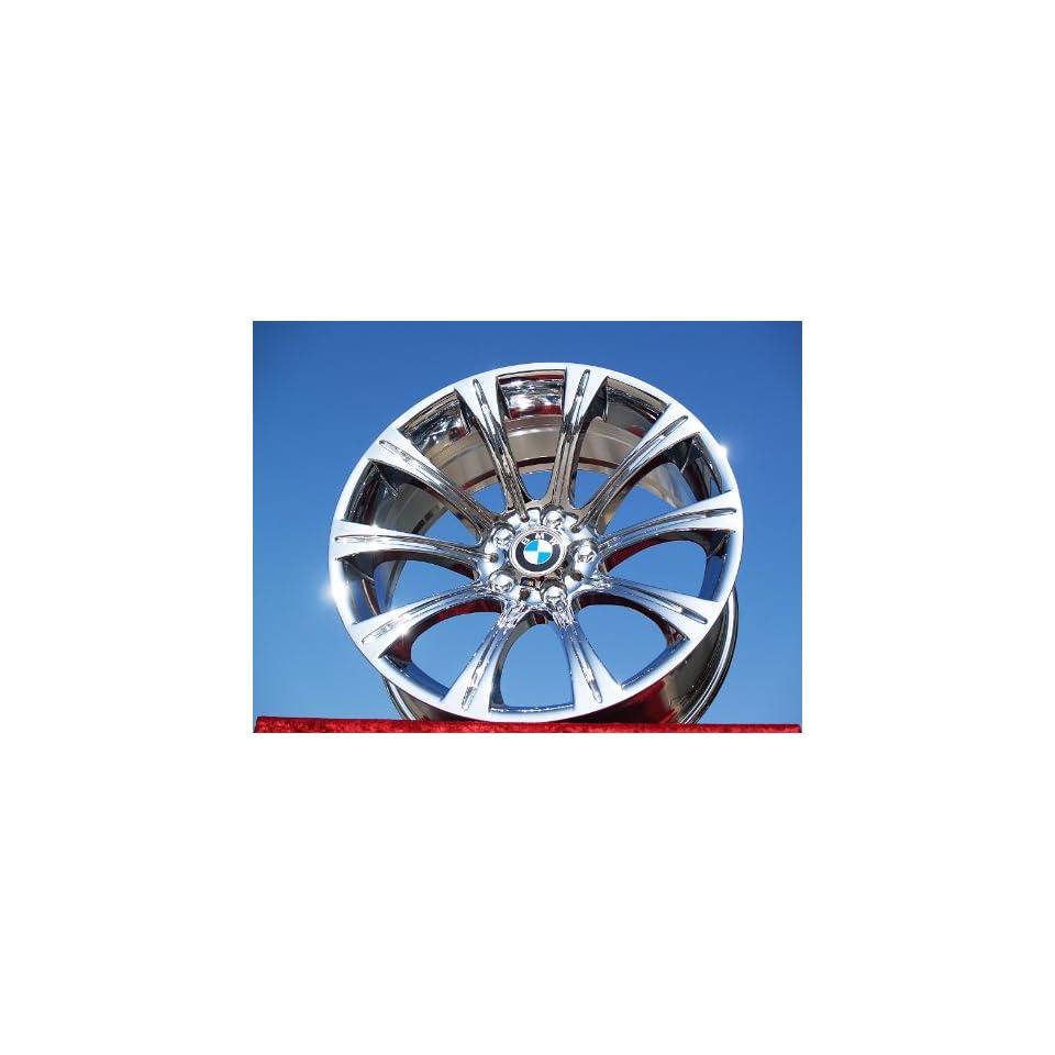 BMW M5Style 166 (M166) Set of 4 genuine factory 19inch chrome wheels